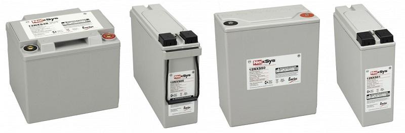 Линейка батарей Hawker NexSys bloc включает 12 моделей
