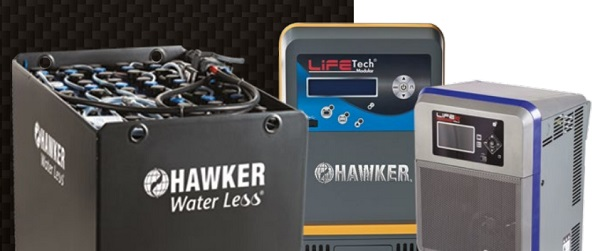Hawker Water Less