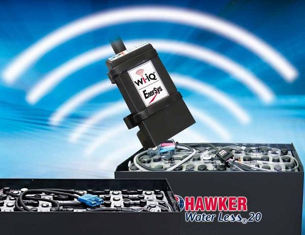 Батарея Water Less 20 и система Wi-iQ