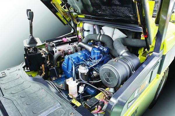 Двигатель Clark C40/45/50s/55s GEN2