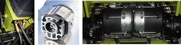 Оборудование Clark GEX 20/25/30/30s/30L