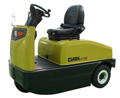 Электротягач Clark